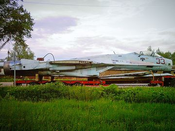Перевозка самолета по заказу Военных