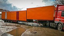 Об оптимизации при перевозке негабаритных грузов